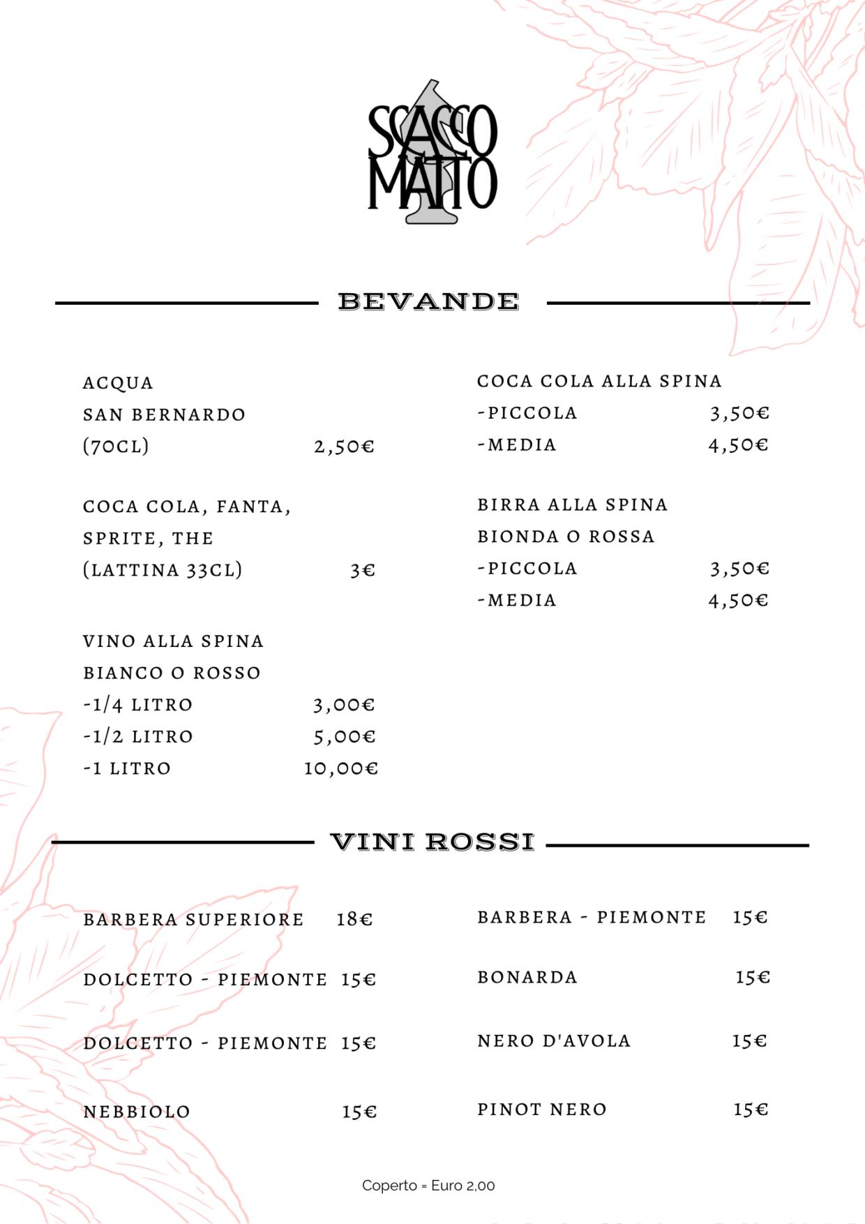 Ristorante pizzeria italiano torino